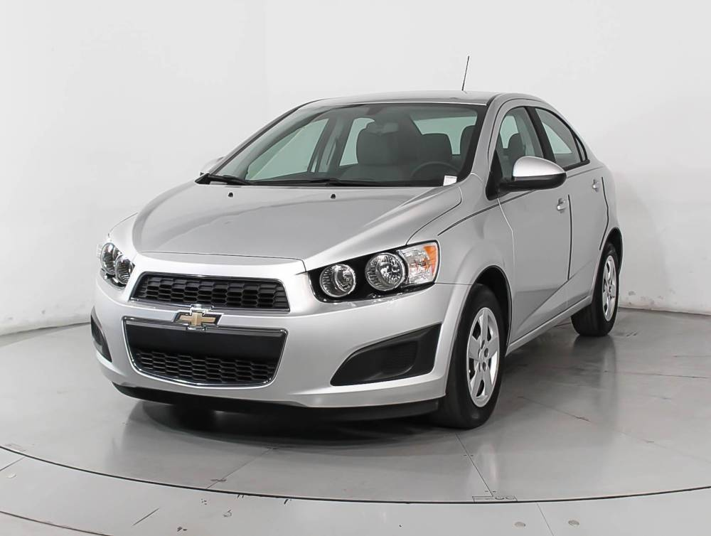 medium resolution of used 2015 chevrolet sonic ls sedan for sale in margate fl 102019 florida fine cars