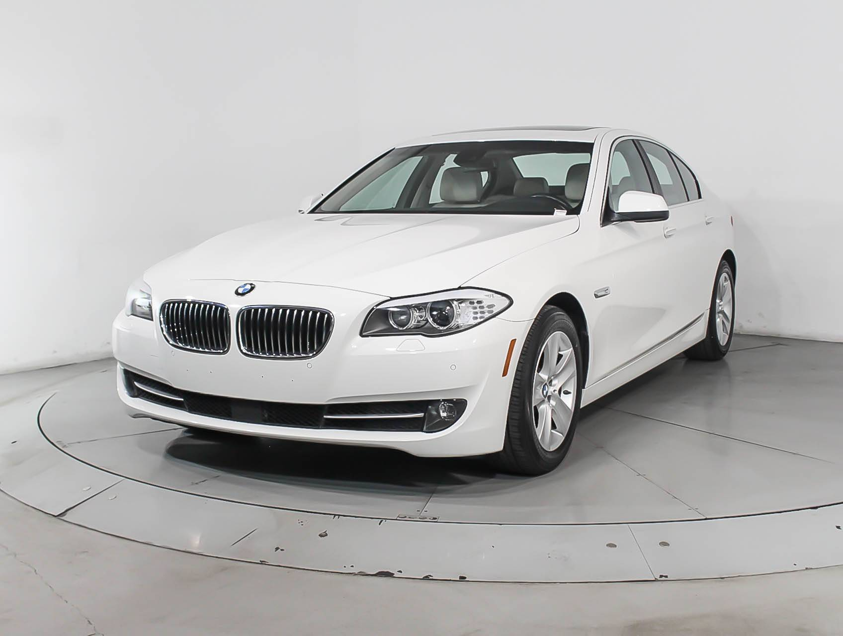 hight resolution of used 2011 bmw 5 series 528i sedan for sale in hollywood fl 102261 florida fine cars