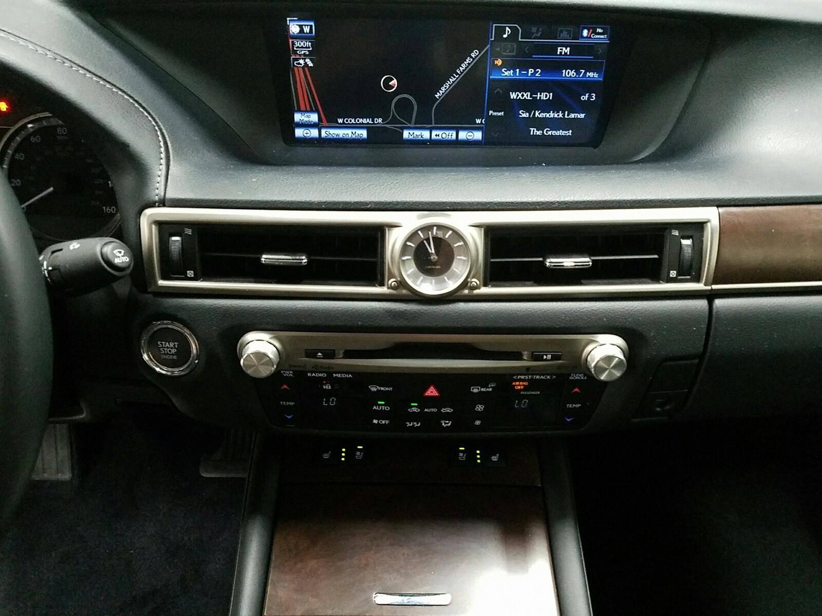 Used 2013 LEXUS GS 350 Sedan for sale in MIAMI FL