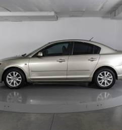 used 2007 mazda mazda3 i touring sedan for sale in west palm fl 86620 florida fine cars [ 1696 x 1280 Pixel ]