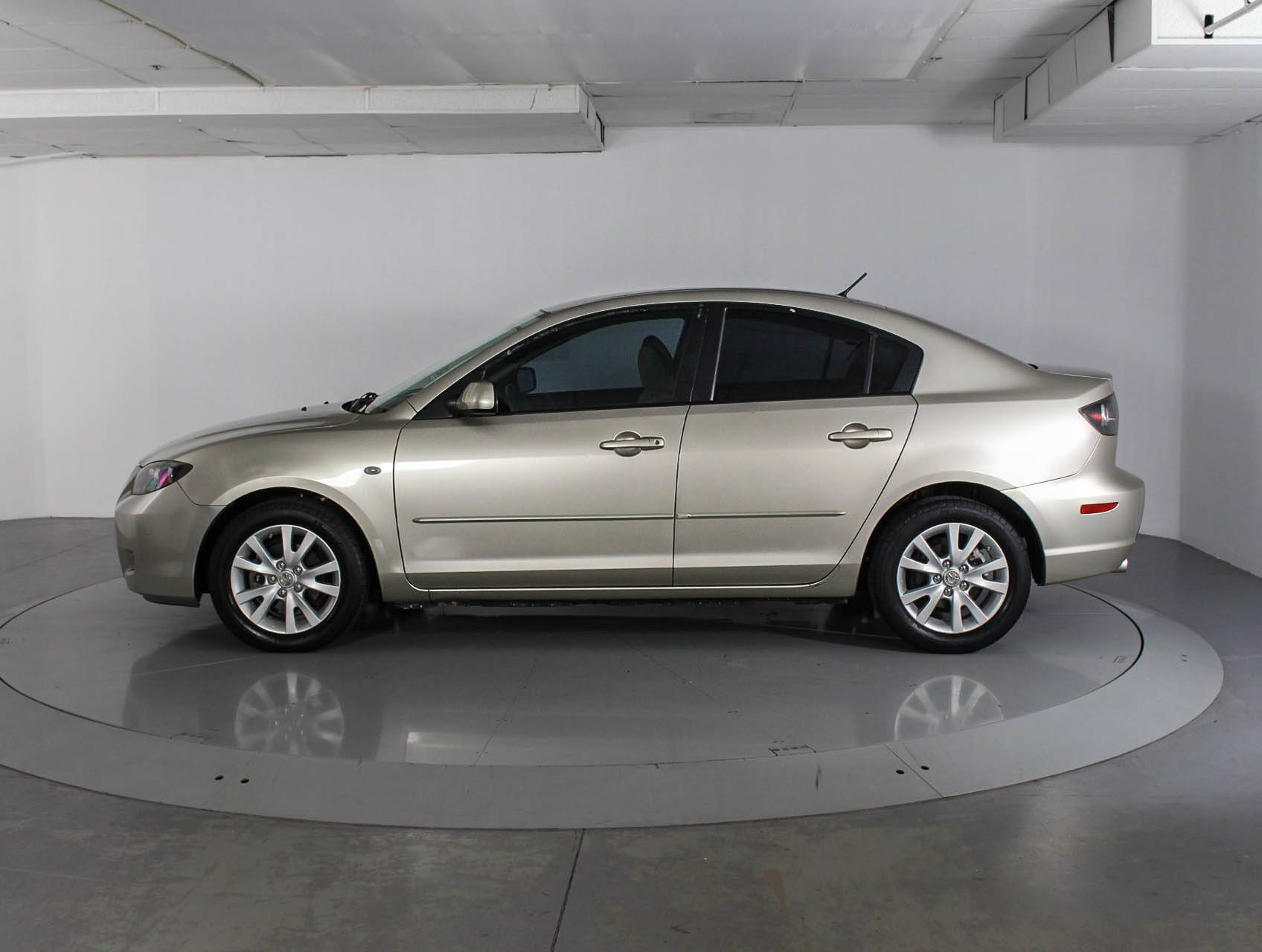 hight resolution of used 2007 mazda mazda3 i touring sedan for sale in west palm fl 86620 florida fine cars