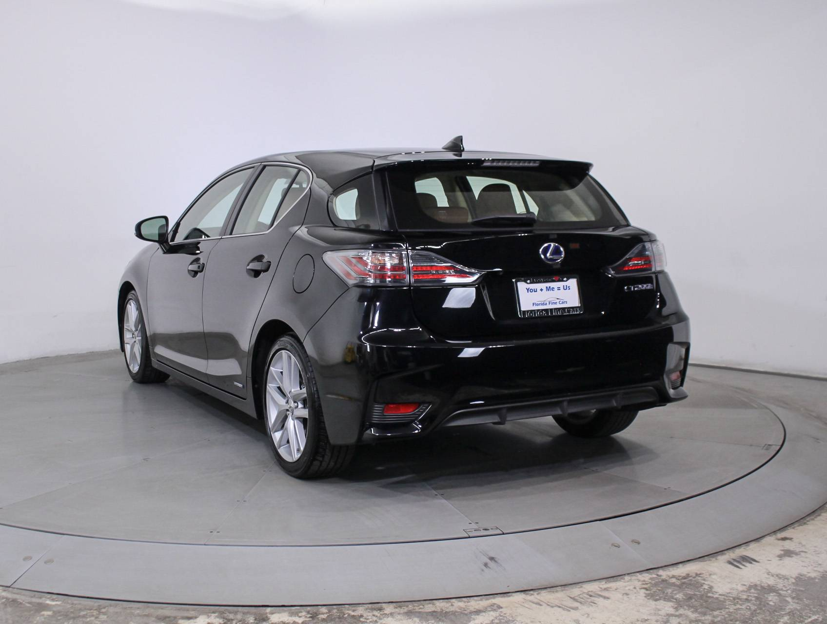 Used 2015 LEXUS CT 200H Hatchback for sale in MIAMI FL