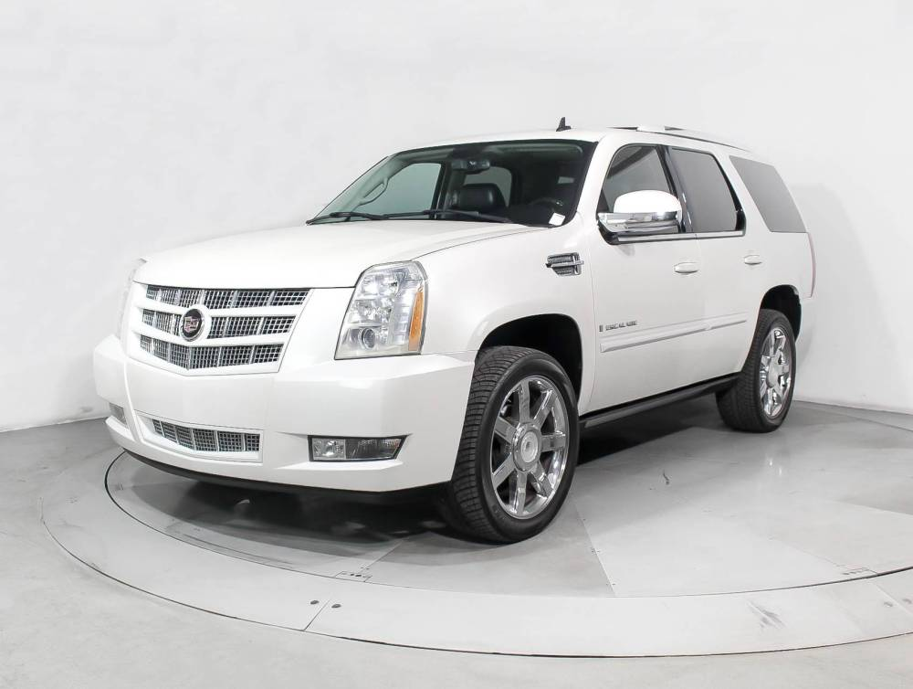 medium resolution of used 2007 cadillac escalade suv for sale in wholesale fl 87784 florida fine cars