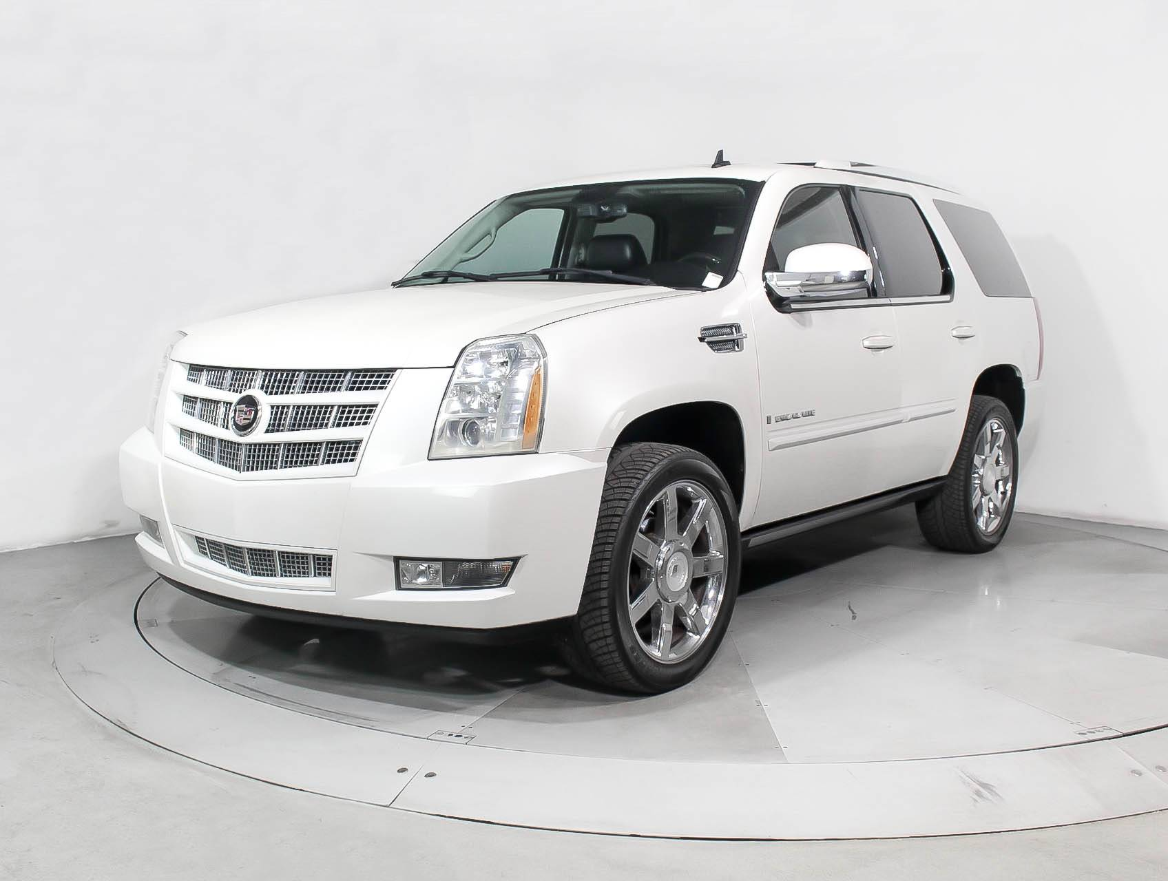 hight resolution of used 2007 cadillac escalade suv for sale in wholesale fl 87784 florida fine cars