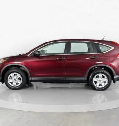 used 2014 honda cr v lx suv for sale in west palm fl 89850 florida fine cars [ 1696 x 1280 Pixel ]