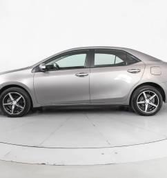used 2015 toyota corolla le sedan for sale in miami fl 90605 florida fine cars [ 1696 x 1280 Pixel ]