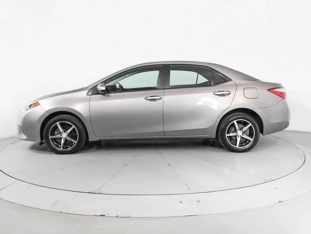 medium resolution of used 2015 toyota corolla le sedan for sale in miami fl 90605 florida fine cars