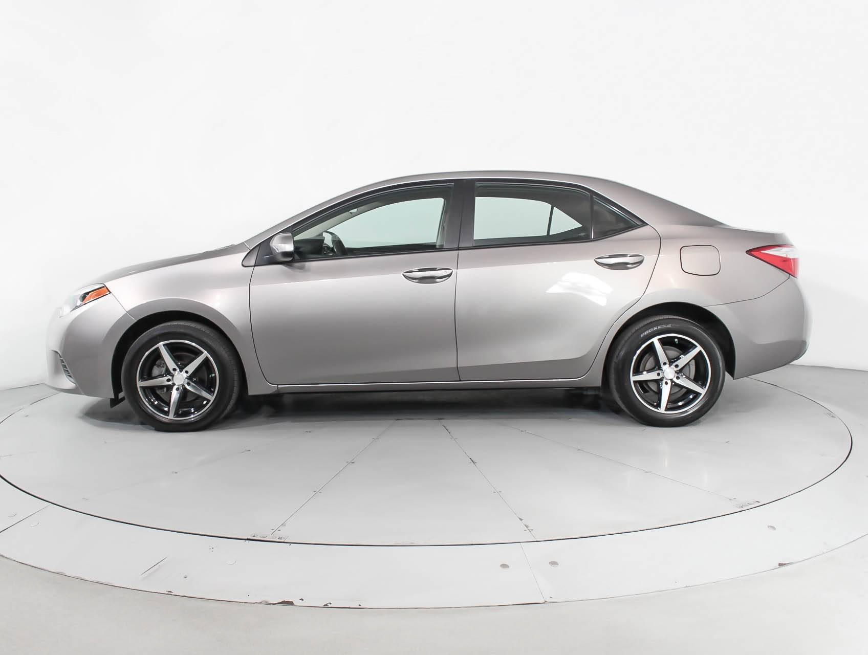 hight resolution of used 2015 toyota corolla le sedan for sale in miami fl 90605 florida fine cars