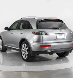 used 2007 infiniti fx35 base suv for sale in west palm fl 92479 florida fine cars [ 1696 x 1280 Pixel ]