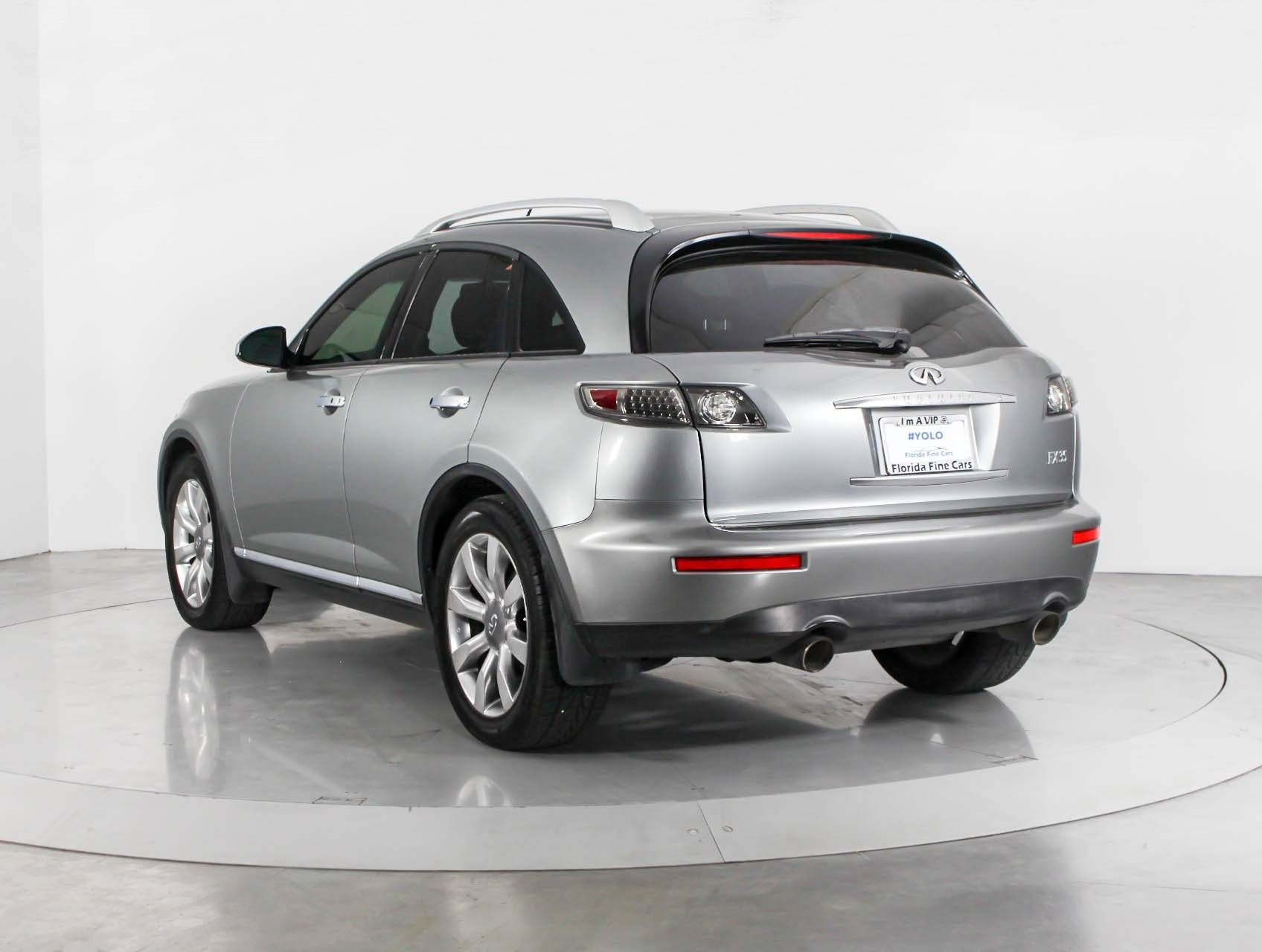 hight resolution of used 2007 infiniti fx35 base suv for sale in west palm fl 92479 florida fine cars