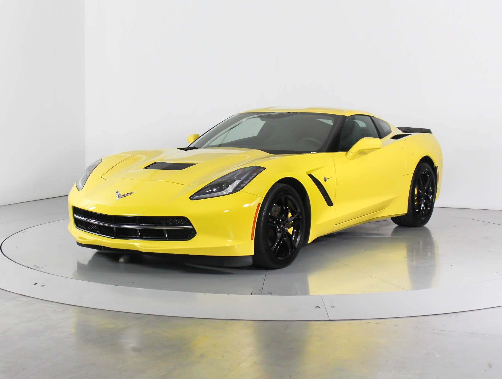 Used 2016 Chevrolet Corvette Stingray 1lt Coupe For Sale In West