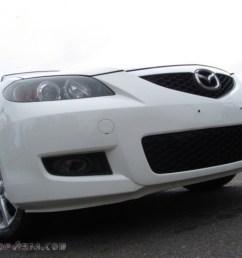 2007 mazda mazda3 i sport sedan in rally white 675895 [ 1024 x 768 Pixel ]