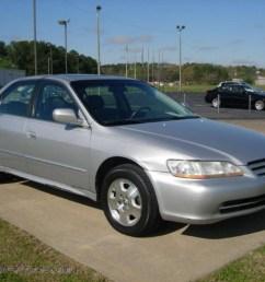 2002 accord ex v6 sedan satin silver metallic quartz gray photo 1 [ 1024 x 768 Pixel ]