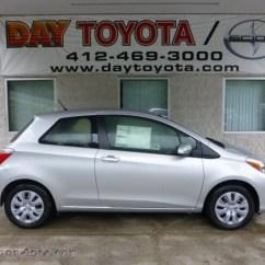 Toyota Yaris Ia Trd Grand New Avanza G 1.3 Mt 2012 L 3 Door In Classic Silver Metallic