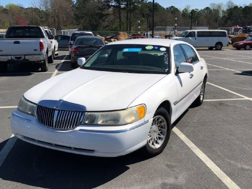 small resolution of 1999 lincoln town car signature