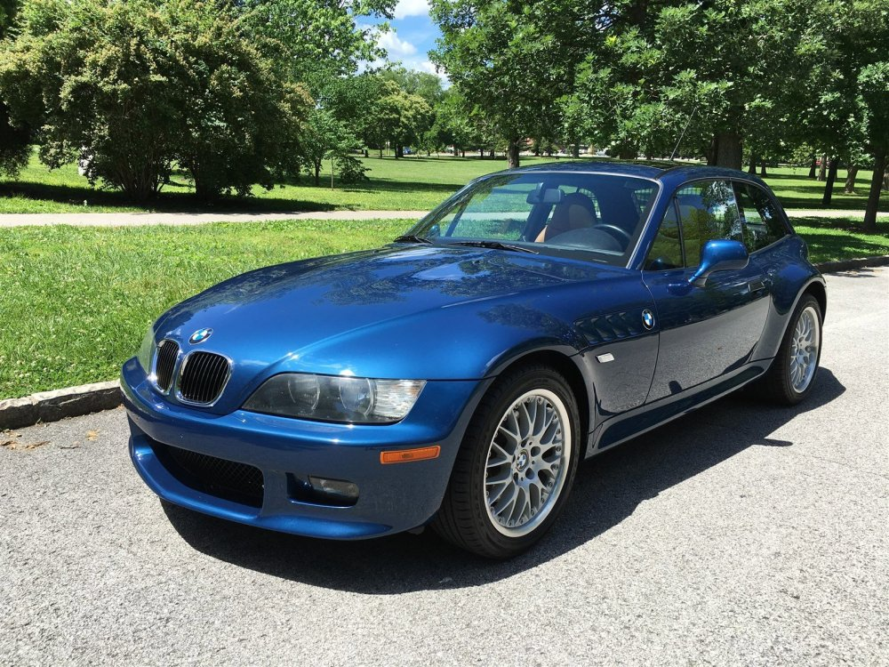 medium resolution of 2002 bmw z3 coupes for sale