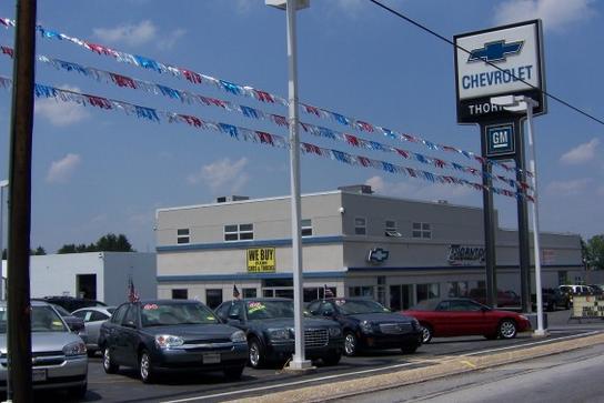 Thornton Chevrolet  Manchester, Pa 17345 Car Dealership