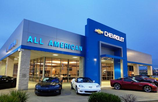 All American Chevrolet Of Killeen Car Dealership In