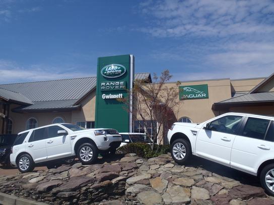 Hennessy Jaguar Land Rover Gwinnett car dealership in