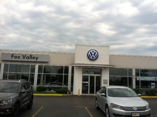 Car Dealership Ratings And Reviews  Fox Valley Volkswagen