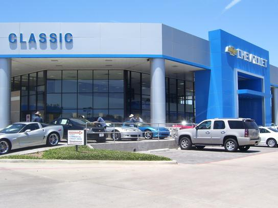 High Quality Classic Chevrolet Grapevine, Tx 76051 Car Dealership