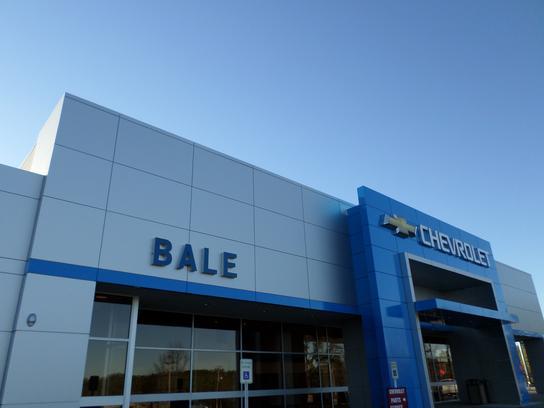 Bale Chevrolet Little Rock, Ar 722115215 Car Dealership