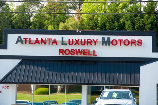 Atlanta luxury motors roswell for Atlanta luxury motors reviews