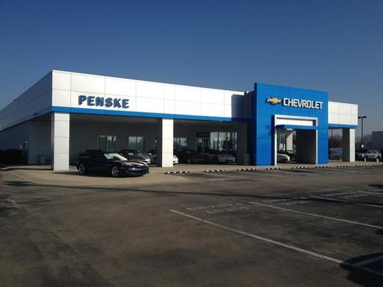 Penske Chevrolet  Indianapolis, In 46240 Car Dealership