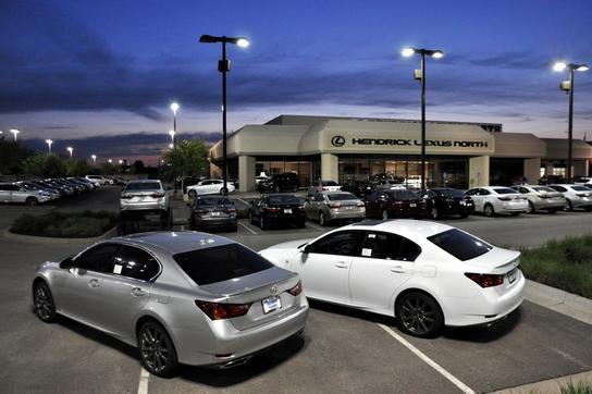 Hendrick Lexus North Car Dealership In Kansas City, Mo