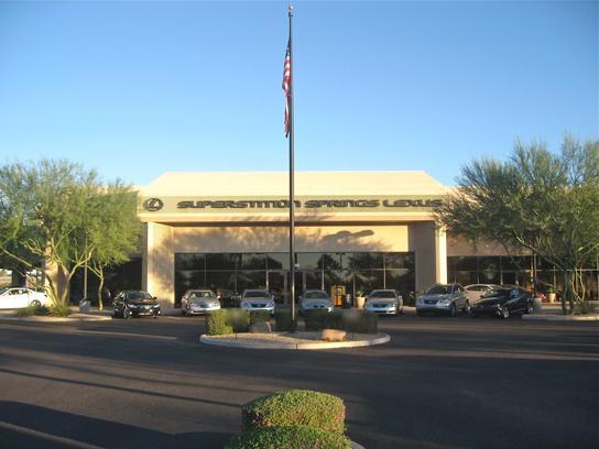 Superstition Springs Lexus  Mesa, Az 852066801 Car
