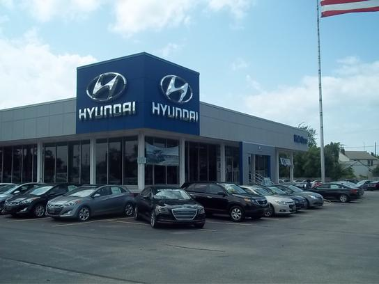 Rick Case Hyundai Of Cleveland  Cleveland, Oh 44119 Car