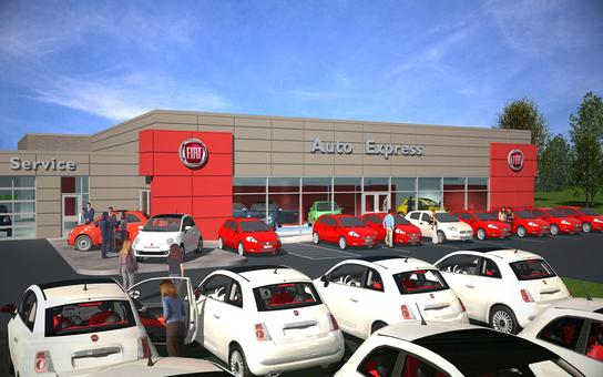 Auto Express Fiat Of Erie  Waterford, Pa 16441 Car