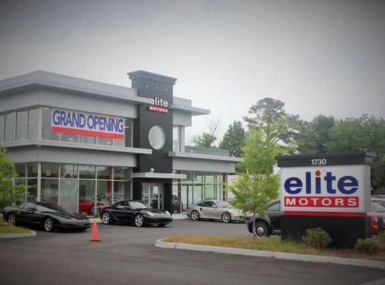Elite Motors Virginia Beach Va