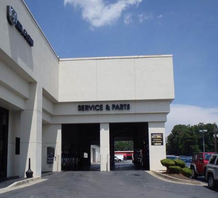 Mall Of Georgia Chrysler Dodge Jeep Ram Car Dealership In