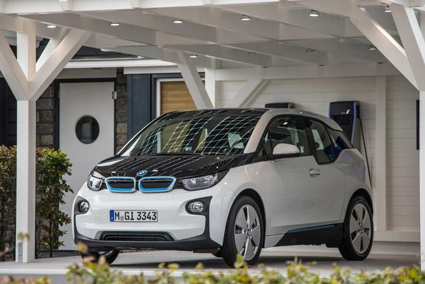 bmw i3 drivers offered