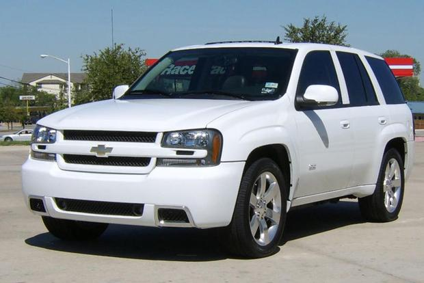 The Chevy Trailblazer Ss Suv Was The Best Of Chevy's Mid