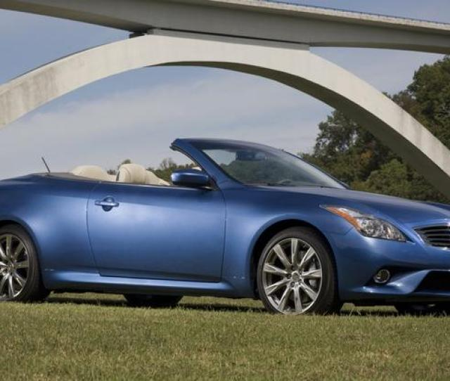 Infiniti G Coupe And Convertible New Car Review Featured Image Large Thumb