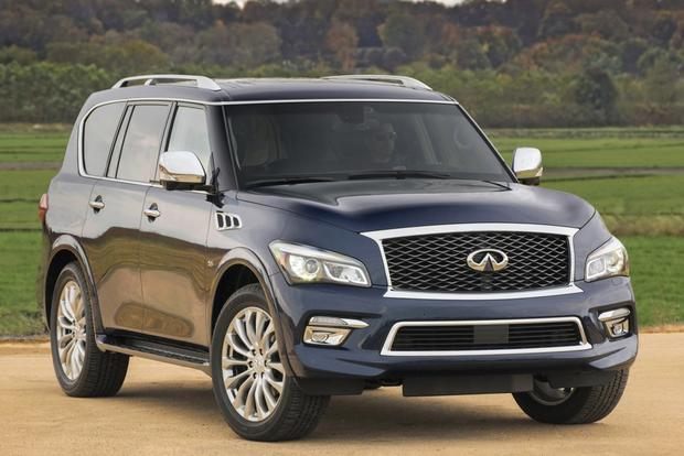 The Best Luxury Suvs A List Of Our Favorites  Autotrader