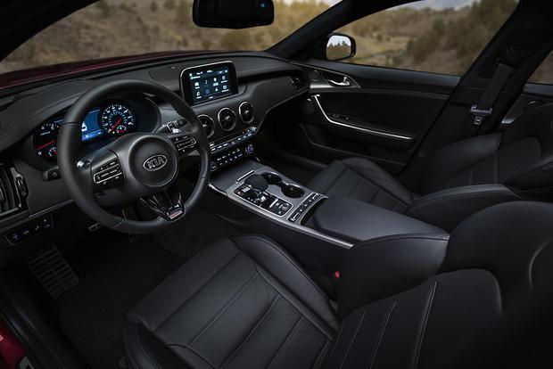 10 Best Car Interiors Under 50000 for 2018  Autotrader