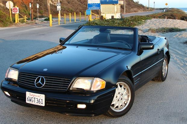 1992 mercedes 500sl wiring diagram nissan sentra radio buying a used 1990 2002 benz sl everything you need to know