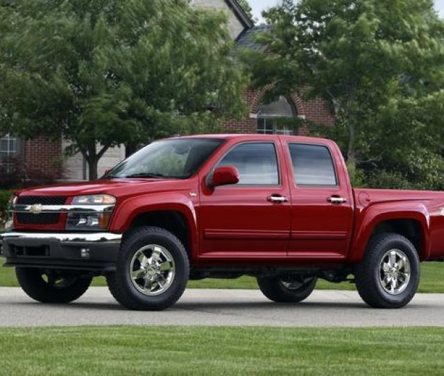 Chevrolet Colorado Used Car Review Featured Image Large Thumb