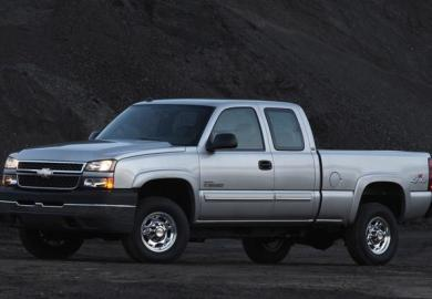 2007 Chevy Silverado For Sale