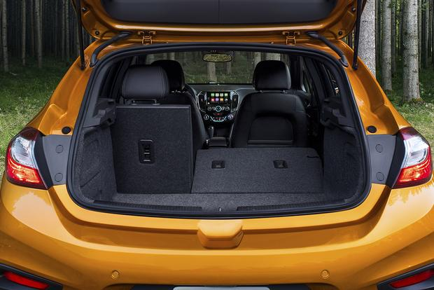 2017 Civic Hatchback Cargo Space  Best New Cars For 2018