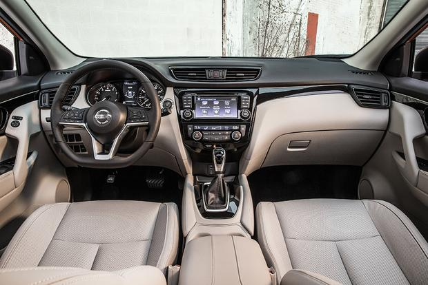 2017 Nissan Rogue Sport Vs 2017 Nissan Rogue Whats The
