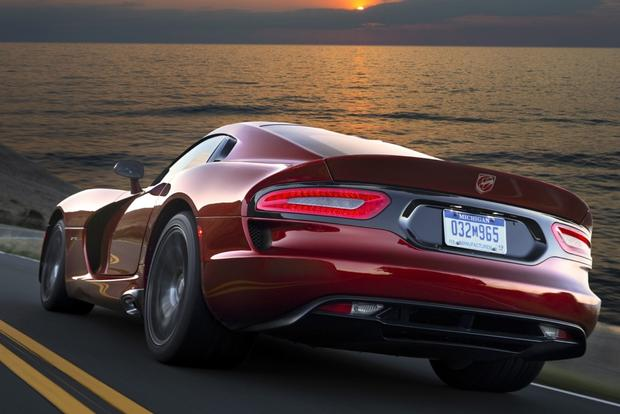 2014 Srt Viper Gets High Performance Ta Package Autotrader