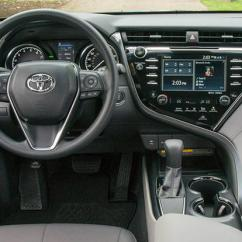 All New Camry 2018 Interior Perbedaan Agya G Dan Trd Toyota Vs 2017 Mazda6 Which Is Better Autotrader Featured Image Large Thumb10