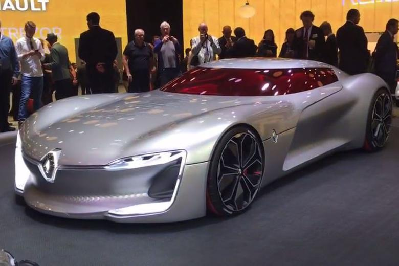 6 cool cars from