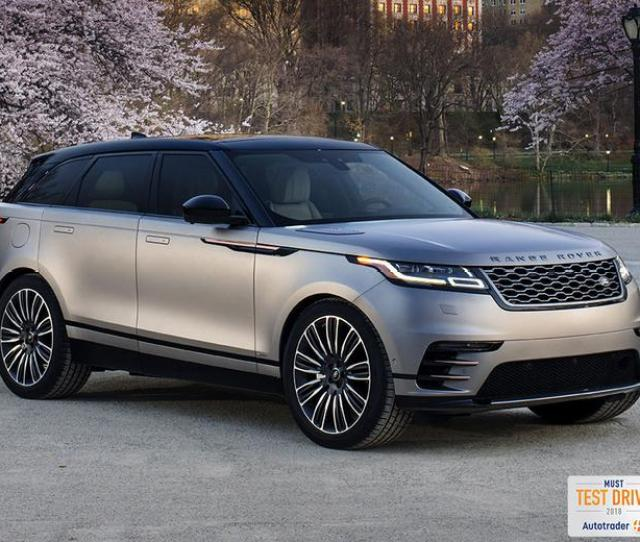 The  Land Rover Range Rover Velar Is Absolutely Gorgeous Whether Youre Looking At It From The Inside Or From The Outside