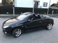 Verkauft Peugeot 206 CC 206 Cabrio / R., gebraucht 2003 ...