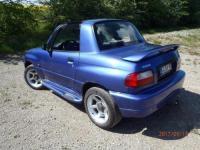 Verkauft Suzuki X-90 AHK, Alufelgen,..., gebraucht 1996 ...